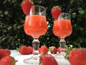 Limonata alle Fragole ❤